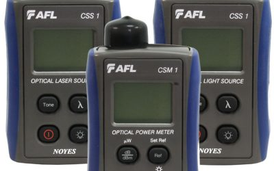 Contractor Series Light Sources and Power Meters