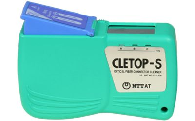 CLETOP-S Series Optical Connector Cleaner