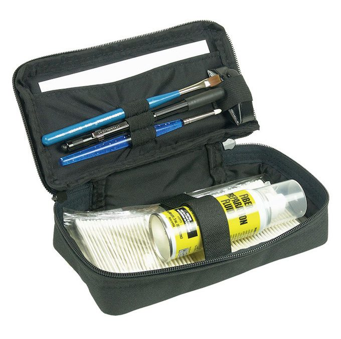 Splicer V-Groove Cleaning Kit